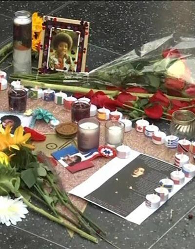 Michael Jackson ölümünün 10. yıl dönümünde anıldı