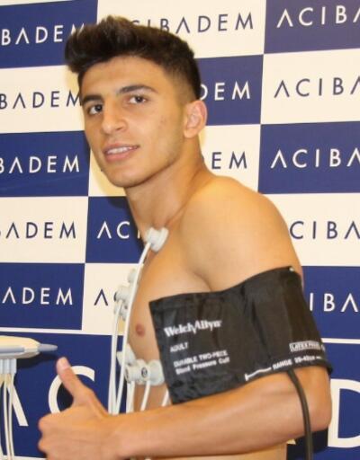 Beşiktaş'ın genç futbolcuları sağlık kontrolünden geçirildi