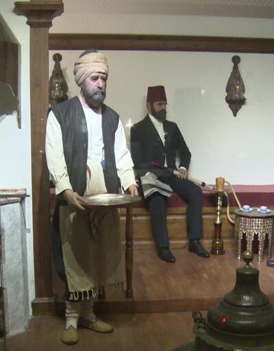 Türk ve İslam Eserleri Müzesi'nin etnografya bölümü açıldı