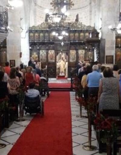 Hatay'da St. Pierre Aziz Petrus ve Pavlus bayramı kutlamaları başladı
