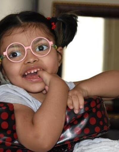 Ceylin'in 60 bin liralık tedavisi için yardım kampanyası