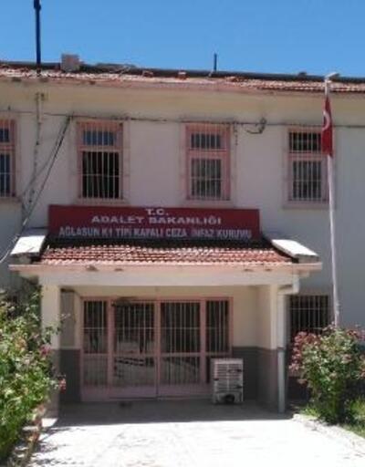 Ağlasun Cezaevi kapatıldı