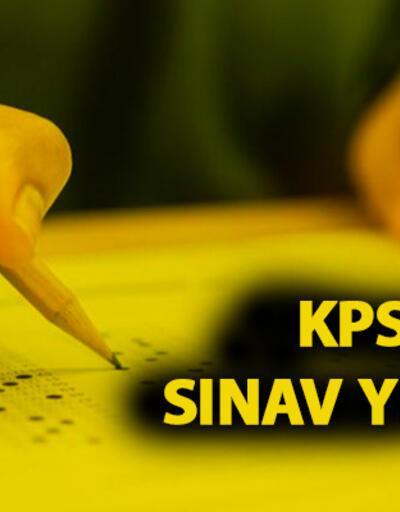 ÖSYM, KPSS sınav giriş belgesi ile sınav yerlerini açıklayacak
