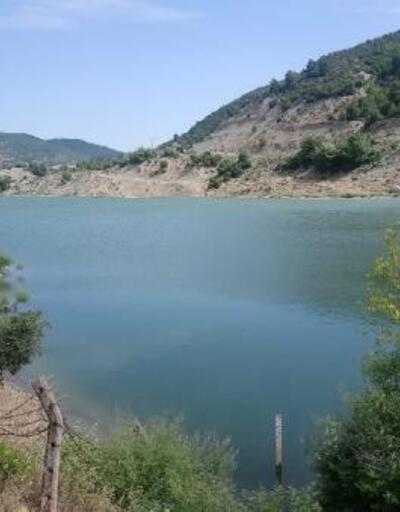 Tayfur Barajı'nda dip çamuru tahliyesi yapıldı