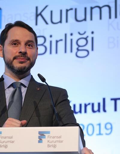 Hazine ve Maliye Bakanı Albayrak: Kur ataklarına karşı tecrübe kazandık