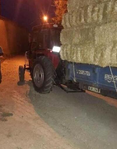 Oğlunun kullandığı traktörün altında kalıp öldü