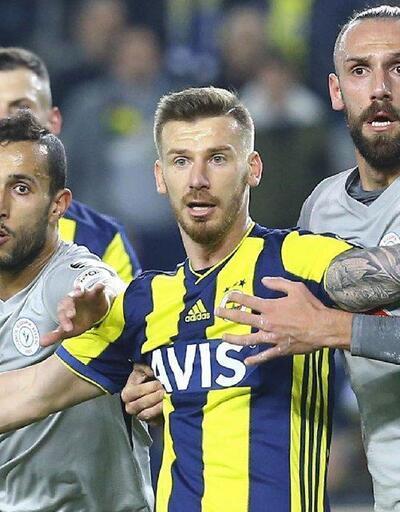 Fenerbahçe Vedat Muriç transferini bitirdi