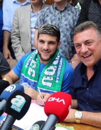 Çaykur Rizespor, El Kabir ile sözleşme imzaladı
