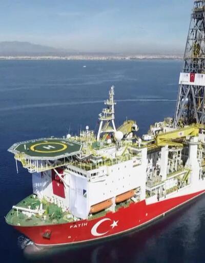 SİHA ve Karakol uçağı Akdeniz'de devriyede