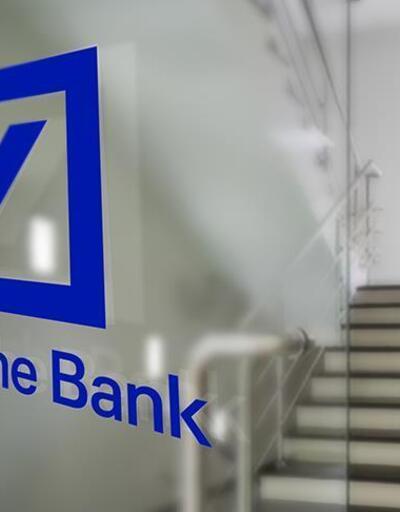 Yeniden yapılandırılacak Deutsche Bank'tan 18 bin kişi işten çıkarılacak