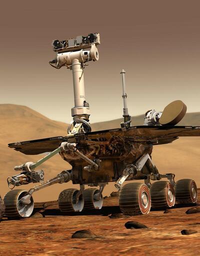 Tartışma yarattı: Mars'ta çekilen görüntü sosyal medyayı ikiye böldü