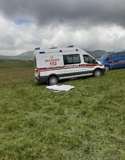 Hayvan otlatan çoban, yaylada ölü bulundu