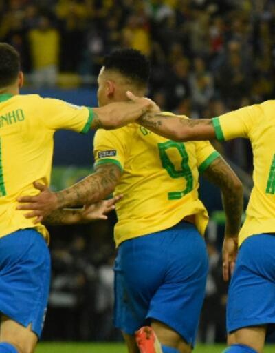 Copa America'nın en iyi 11'i belli oldu