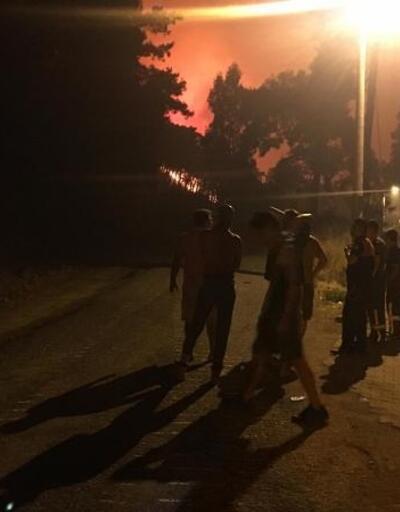 Yangının çıkış nedenin belirlenmesi için özel ekip oluşturuldu