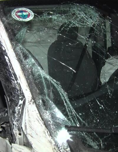 Esenler'de zincirleme trafik kazası: 1 yaralı