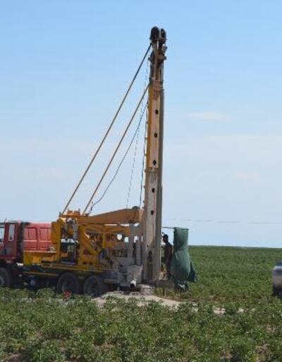 Gülistan Ovası'nda sondaj ile sulu tarım dönemi