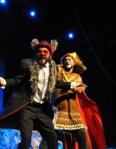 Akşehirli çocuklara tiyatro festivali