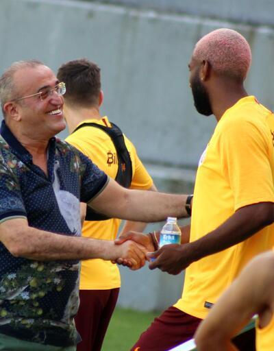 Galatasaray'ın yeni transferleri objektiflere yansıdı
