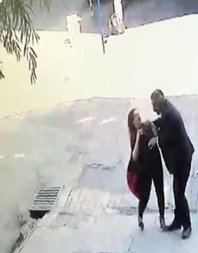 13 yaşındaki kıza taciz kamerada