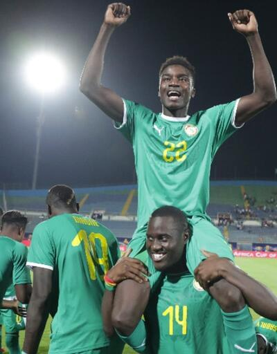 Afrika Kupası'nda finalin adı belli oldu
