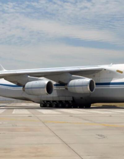 Son dakika: S-400 sevkiyatında 9. uçak Mürted'e indi