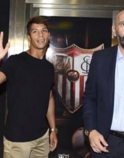 Sevilla'dan orta sahaya bir transfer daha