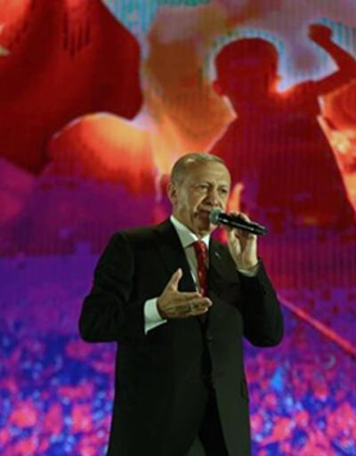 Cumhurbaşkanı Erdoğan'dan '15 Temmuz Destanı' paylaşımı