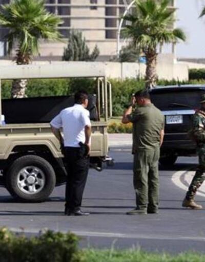 Erbil'deki saldırıya Türkiye'den tepkiler