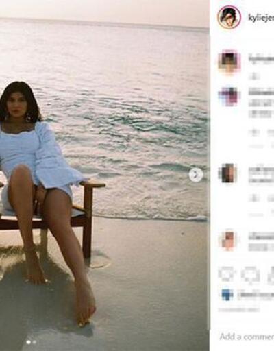 Kylie Jenner zor günler geçiyor