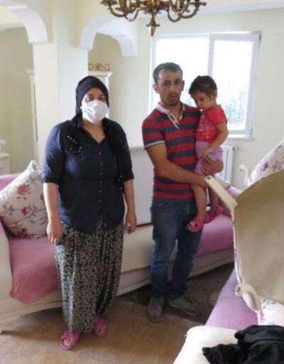 Ümraniye'de İSKİ'nin çalışması sırasında evleri atık su bastı