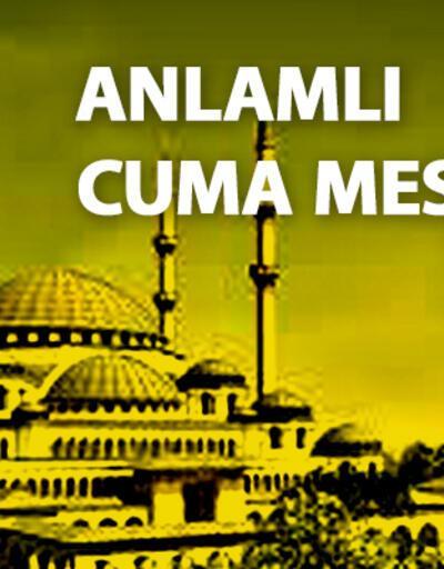 Cuma mesajları 2019 resimli: En güzel kıs Cuma SMS mesajları CNN TÜRK'te...