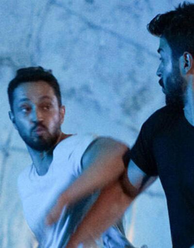 Murat Boz klipte kavgaya karıştı