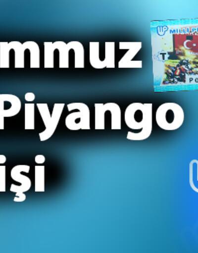 Milli Piyango 19 Temmuz 2019 sonuçları sorgulama işlemleri MPİ'de