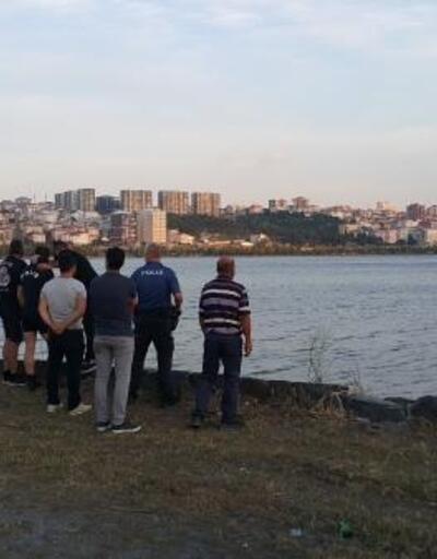 Küçükçekmece Gölü'nde ceset ihbarı polisi harekete geçirdi