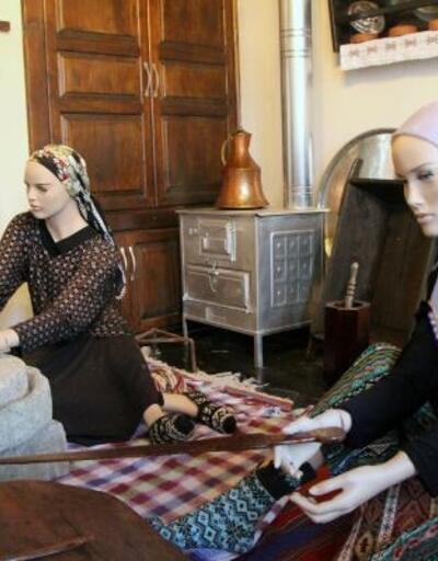 Mirasçısı kalmayan tarihibina, müzeye dönüştürüldü