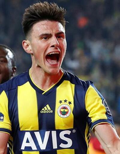 Eljif Elmas Fenerbahçe'den rekorla gitti