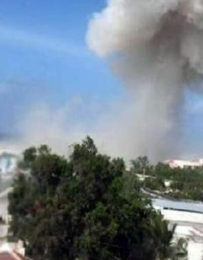 Somali'de bombalı araçla saldırı: 17 ölü, 30 yaralı