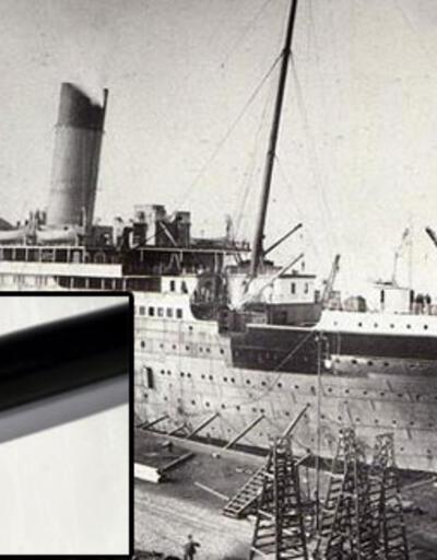 Titanik'ten sağ kurtulan kadının bastonu 62 bin dolara satıldı