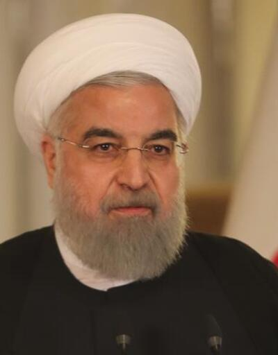"""Ruhani'den """"İran savaş başlatan taraf olmayacak"""" açıklaması"""