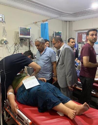 Suriye sınırındaki Ceylanpınar'da patlama: Yaralılar var