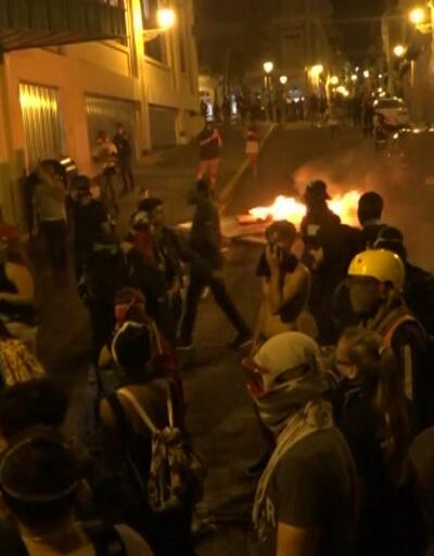 Yolsuzluk iddiaları halkı sokaklara döktü