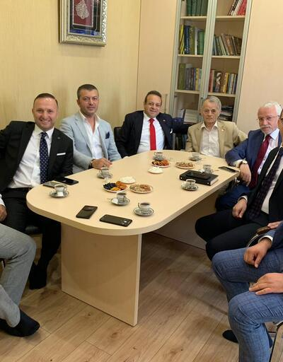 Egemen Bağış'tan Kırım Türkleri lideri Cemiloğlu'na tebrik
