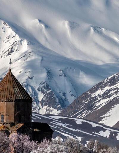 Bin yıllık Akdamar Kilisesi'nde 360 derece 'Sanal Tur'
