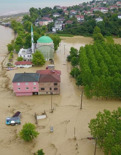 Sakarya'daki selin hasarı gün yüzüne çıkmaya başladı