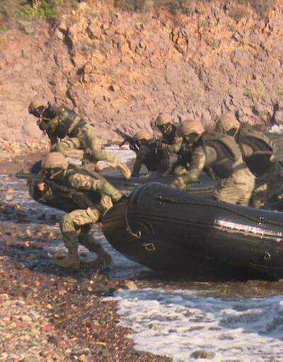 AHT'nin sızma eğitimleri gerçeği aratmıyor - Türkiye'nin Özel Birlikleri 24