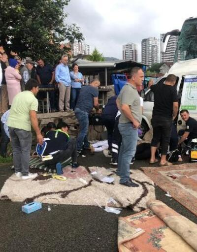Ordu'da yolcu otobüsü minibüsle çarpıştı: 3 ölü, 7 yaralı