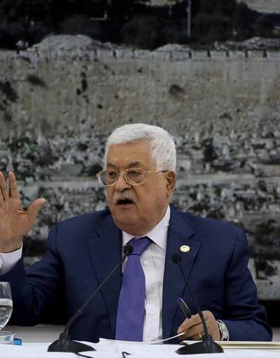 Filistin İsrail'le yapılan anlaşmaları askıya aldı