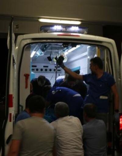 Adıyaman'da polis aracına silahlı saldırı: 1 ağır yaralı