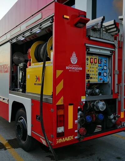 İstanbul'daki iki marinada korkutan yangın