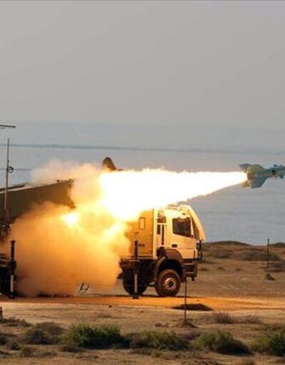 İran'dan balistik füze denemesi iddiası